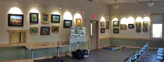 Art at the Urban Ecology Center