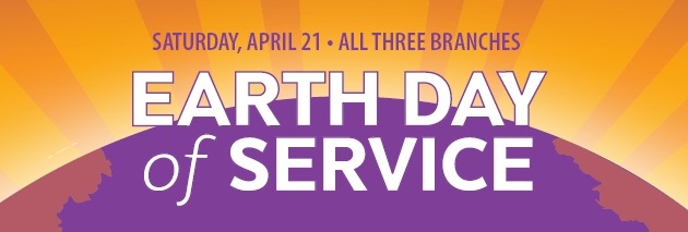Earth Day of Service 2018