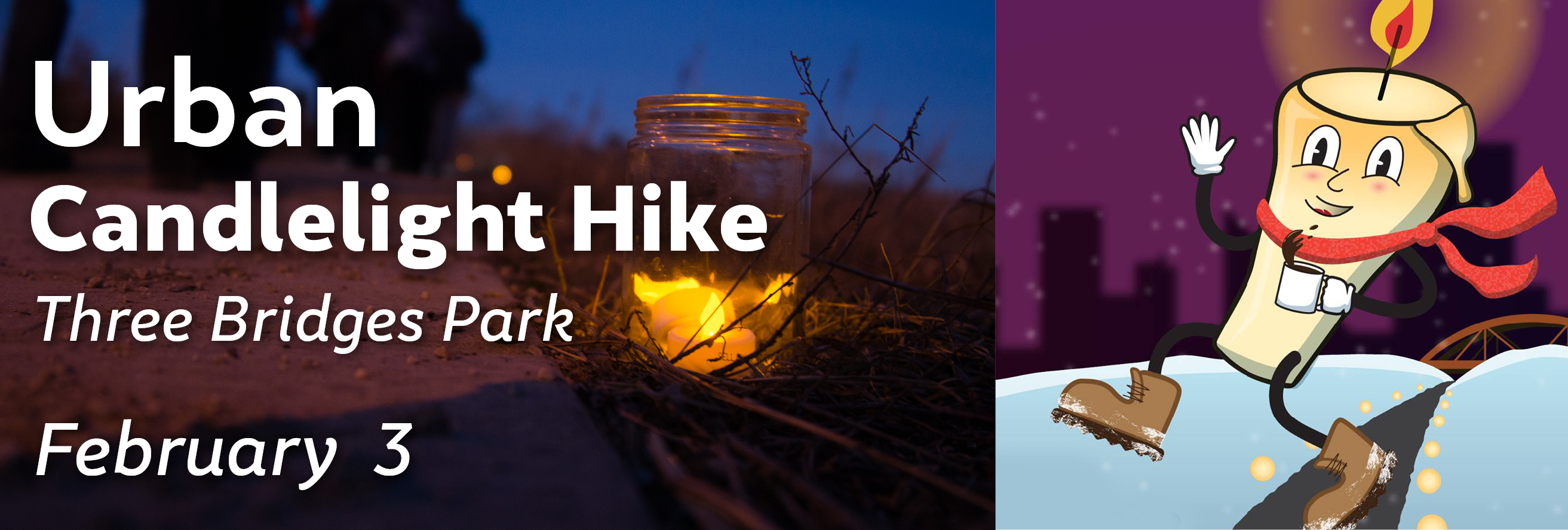 Urban Candlelight Hike