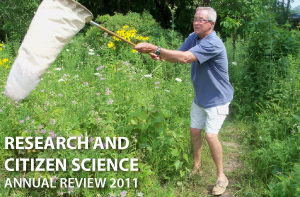 Research and Citizen Science Annual Review 2011