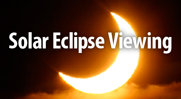 solar eclipse homepage