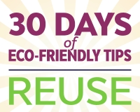 #MKEEarthMonth Eco-Tips: Reuse
