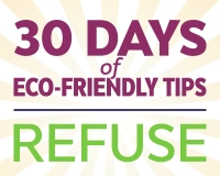 #MKEEarthMonth Eco-Tips: Refuse