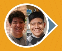 Two Young Men Building Natural Connections: Carlos and Gustavo's Story
