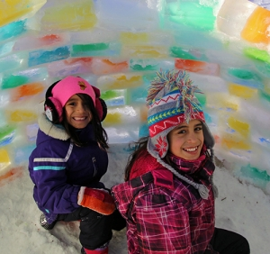 Washington Park: a Hotspot for Winter Fun!