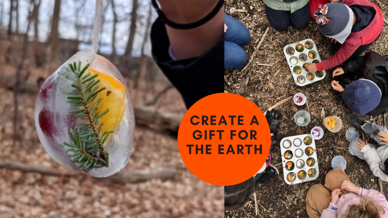 Create a Gift for the Earth
