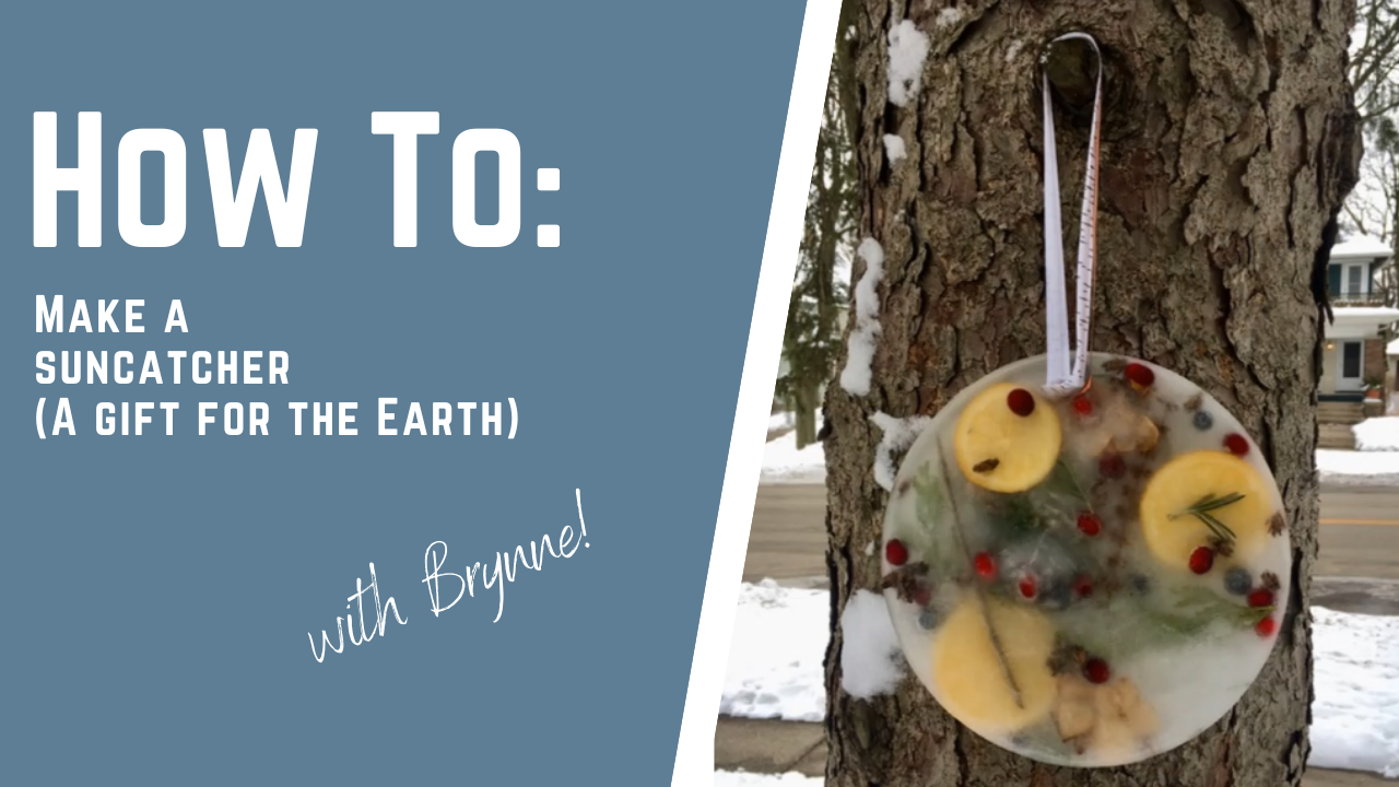 Create a Gift for the Earth!