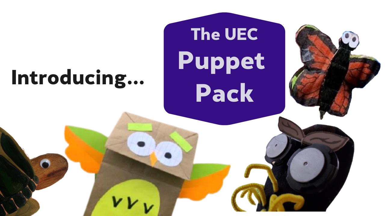 Introducing… the UEC Puppet Pack!