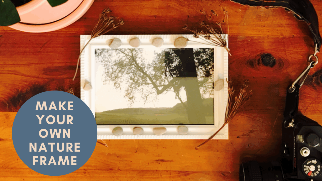 Make Your Own Nature Frame