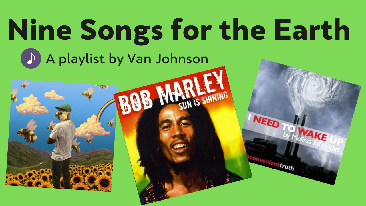 Nine Songs for the Earth