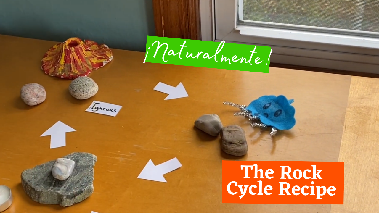 The Rock Cycle Recipe