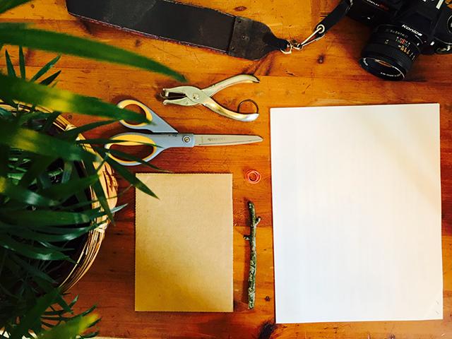 Make a Nature Journal / Crea un Diario de la Naturaleza