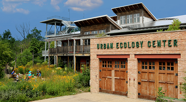Photo of Urban Ecology Center's Riverside Park Branch