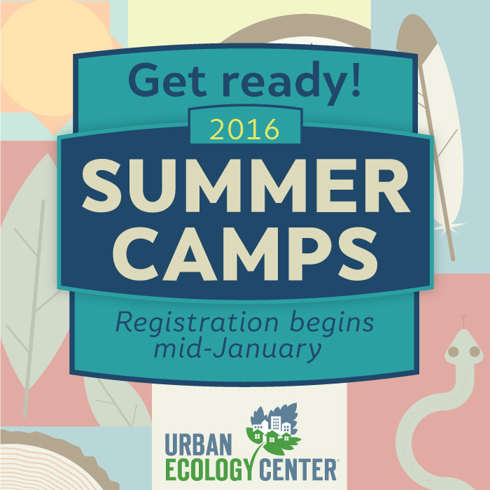 Get ready! 2016 Summer Camp registration opens mid-January!