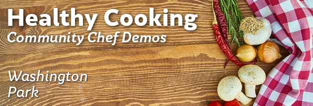 Healthy Cooking Demos