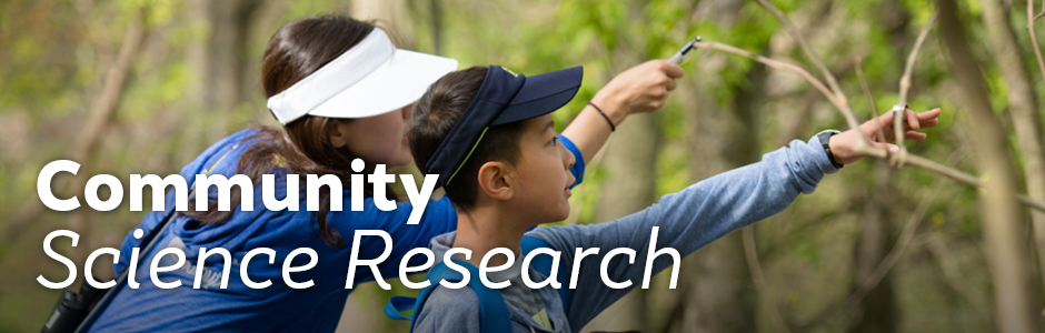 Community Science Research