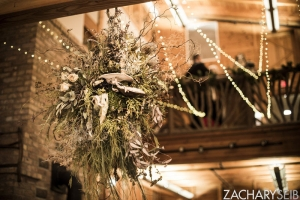 A Green Winter Solstice Wedding