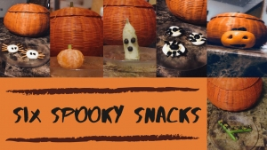 Six Spooky Snacks