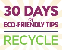 #MKEEarthMonth Eco-Tips: Recycle