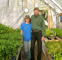 The Farmers Behind the Food: Steve and Kath Vogelmann, High Cross Farm