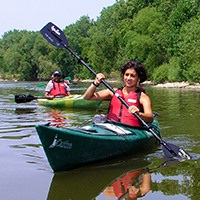 Summer Paddling Series