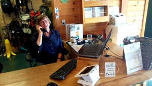 Receptionist Spotlight: Carol Brill