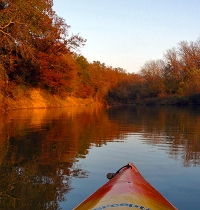 Fall Paddling Series