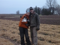 The Farmers Behind the Food: Debra Jo and Steve, Rare Earth Farm