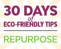 #MKEEarthMonth Eco-Tips: Repurpose