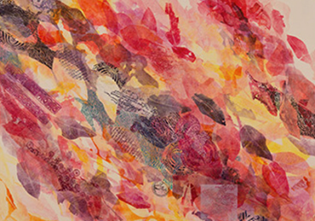 River's Path - Barbara MangerOctober through December 2015 - Riverside ParkFrom the show