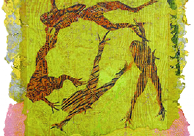 Specimens on Green - Sally DubackOctober through December 2015 - Riverside ParkFrom the show